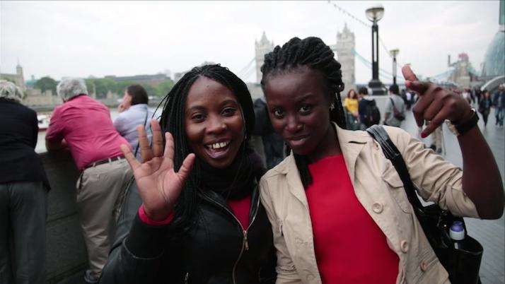 international student recruitment film