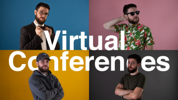 Get The Best from Virtual Conferences