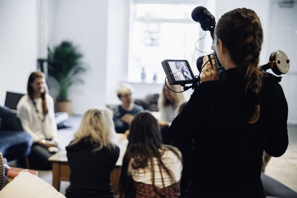 video production interview